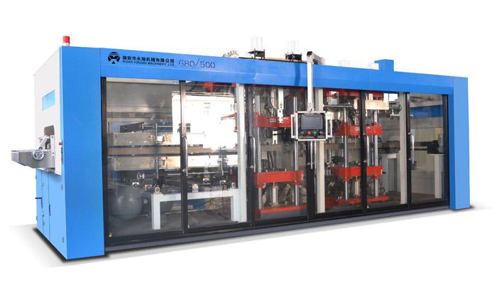 塑料热成型机